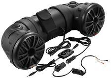 Boss Audio ATV85B  Dual 8-Inch 700W Marine Amplified Tube Speaker System Portabl