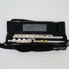 Armstrong Model 800BOF Intermediate Solid Silver Flute OPEN BOX