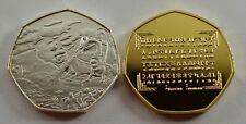 TOLKIEN & MIDDLE EARTH Fine Silver & 24ct Gold Commemoratives. Rune Translator