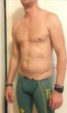Speedo Olympic Olympics Australia Australian jammer jammers swimsuit swimming