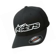 Alpinestars Blaze Flexfit Hat (Blaze Black/White / Large-X-Large Size)