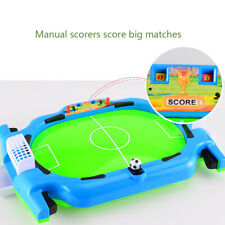 Kids Toy Mini Table Top Football Game Set Desktop Soccer Indoor Family Game Toys