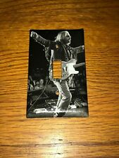 Tom Petty The Heartbreakers Rock Legend Light Switch Cover Plate