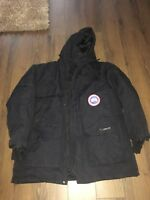 Jacket CANADA GOOSE Down size: XXL/G Alaska very good condition