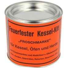 Fermit Feuerfester Stove & Boiler Kit 1000 G Box Fireproof to Approx. 1000°C