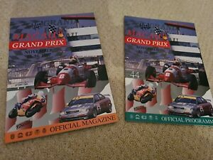 1997 MACAU GRAND PRIX OFFICIAL PROGRAMME AND MAGAZINE 44TH