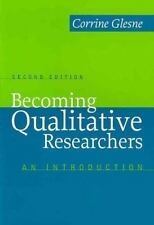 Becoming Qualitative Researchers:  An Introduction (2nd Edition)