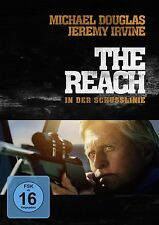 JEREMY IRVINE/RONNY COX/+ - THE REACH-IN DER SCHUSSLINIE  DVD NEU