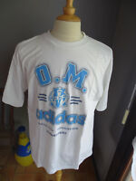 ANCIEN NO MAILLOT T-SHIRT FOOTBALL ADIDAS MARSEILLE OM  T.XL PHYSICAL EDUCATION