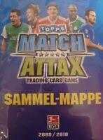 Match Attax Bundesliga 2009/2010 alle 1- 401 Karten + alle 18 limitierte Karten