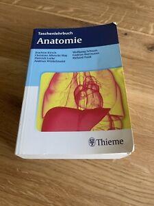 Thieme Taschenlehrbuch Anatomie