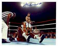MUHAMMAD ALI ~ LARRY HOLMES AUTOGRAPH REPRINT 8 X 10 PHOTO BOXING! NICE! F1