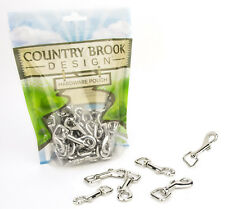 25 - Country Brook Design® 1/2 Inch Swivel Snap Hooks