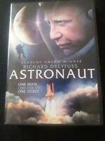 Astronaut WIDESCREEN 2019 DVD Richard Dreyfuss Fastest Free Shipping