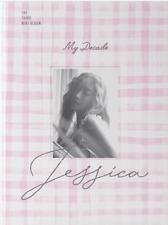"K-POP SNSD JESSICA 3rd Mini Album ""My Decade"" [ 1Photobook + 1CD ]"