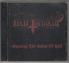 HELL TORMENT - opening the gates of hell CD