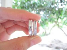 .29 Carat Diamond White Gold Wedding Ring 14k codeWR46  sepvergara