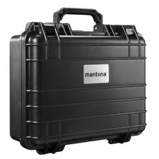 mantona Outdoor Schutz-Koffer M / Foto Koffer / Kamera Koffer - wasserdicht