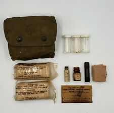 Vietnam M2 Jungle First Aid Kit Land Mfg. USMC Marine Navy Army Medic