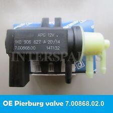 Vacuum pressure valve N75 TDI 1K0906627A 1J0906627B 1K0 906 627 A 1J0 906 627 B
