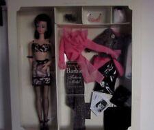 Edición Limitada Silkstone Barbie un modelo de vida Giftset BN en Caja Original 2002