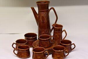 Vintage Ellgreave Saxony Coffee Set