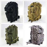 Outdoor Military Rucksack Tactical Backpack Sport Camping Hiking Trekking Bag