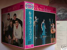 THE SEEKERS JAPAN ONLY OBI RED VINYL DELUXE