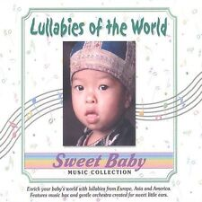 Lullabies of the World by Sweet Baby Music Collection (CD, Oct-2000, Malaco)