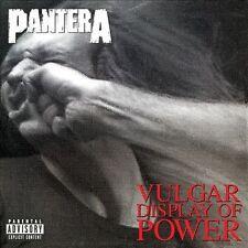 PANTERA-VULGAR DISPLAY OF POWER NEW DVD