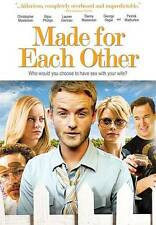 Made for Each Other (DVD, 2010) Bijou Phillips, Danny Masterson NEW