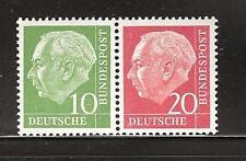 WEST GERMANY # 708/710 MNH HEUSS