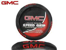 GMC Elite Premium Steering Wheel Cover Synthetic Leather Fast Same Day Shipping