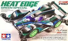 TAMIYA 95299 Mini 4WD HEAT EDGE Green Special (MA Chassis)