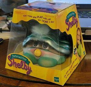 Rare Shelby Interactive Clam Tiger Hasbro 2001 NIB Rare
