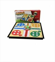 Ludo Magnetic Game kids game traditional ludo Adult toy birthday game NEW_UK