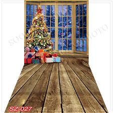 Christmas10'x20'Computer/Digital Vinyl Scenic Photo Backdrop Background SZ027B88