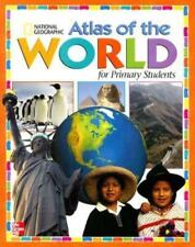 NEW - Atlas of the World for Primary Students by MacMillan/ McGraw-Hill