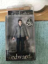 Neca Twilight Saga Edward 7? Action Figure vampire doll New Sealed