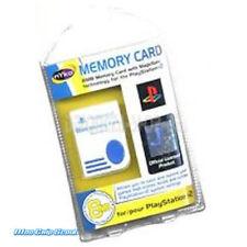 Nyko 8 MB PS2 Memory Card - NEU