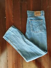 Levis 504 Denim Jeans - Size 36/34 FREE SHIPPING