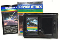 DEMON ATTACK Intellivision In Box Video Game Imagic 1982