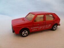 AI696 MAJORETTE VW VOLKSWAGEN GOLF 1/60 REF 210