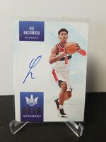 2019-20 COURT KINGS RUI HACHIMURA ROOKIE RC AUTO Heir Apparent 81/149 WIZARDS 🏀