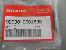 NOS Honda Cylinder Bolt CT110 CT 110 92900-060180B QTY 2