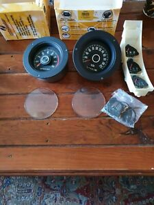 Ford Falcon XY GT Guages