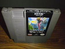 ISOLATED WARRIOR NES Nintendo NES Game