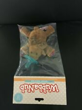 WubbaNub Infant Baby Soothie Pacifier Reindeer Brand New Authentic Wubbanub