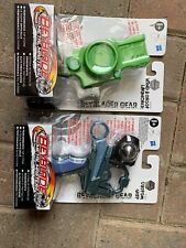 Beyblade Metal Masters - Beyblader Gear Custom Grip B-205 Hasbro & B-201A Launch