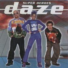1-CD DAZE - SUPER HEROES (11 TRACKS)
